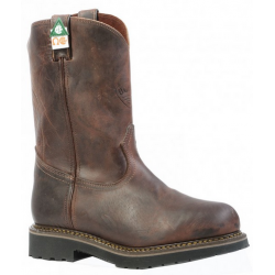 Boulet Steel toe boot 4383