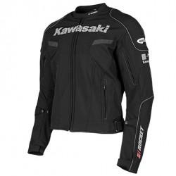 Joe Rocket Kawasaki Supersport Jacket Black
