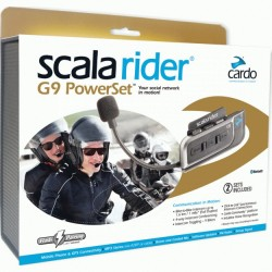 SCALA RIDER G9X POWER SET