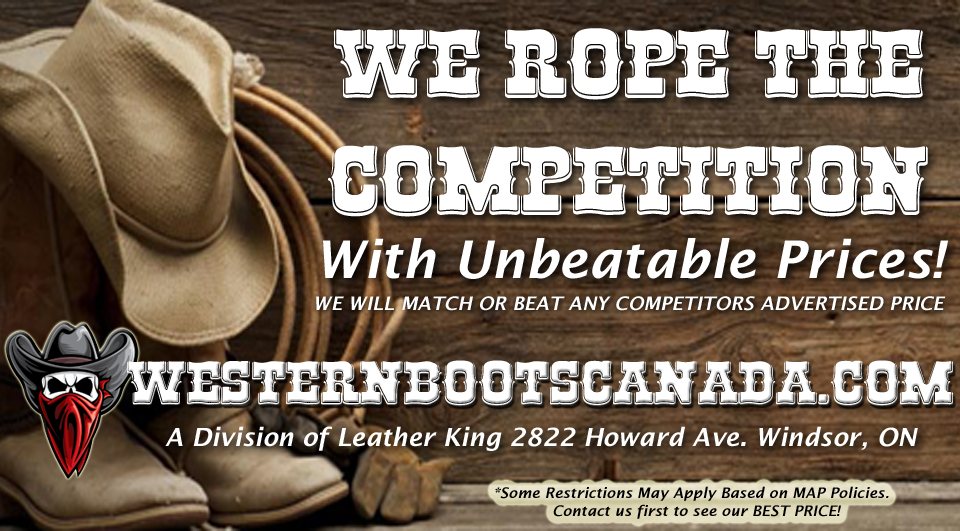 There's a NEW Sheriff in town! And we're roping the competition!
