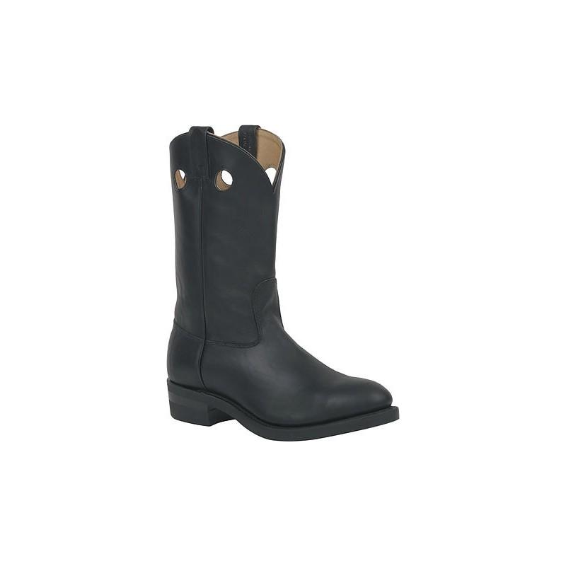 Canada West 5061 Plain Toe Work Western Boots