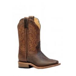 Boulet kids/youth western boot IMPK0065L