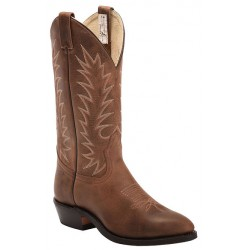 "13"" Alamo Tan Brahma 6549 by Canada West R-toe"