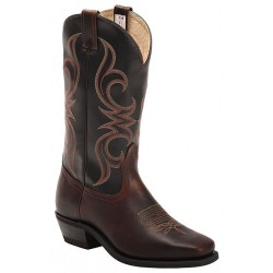 Men's Volcano Crazy Horse / Black 6977 Canada West Bullriders