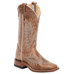 "Ponto Birch 12"" Canada West 4092 Ladies BRAHMA Ropers"