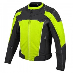 Joe Rocket's REACTOR Textile Jacket Hi vis /Black