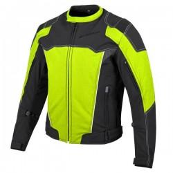 Joe Rocket's REACTOR Textile Jacket HVZ/BLK