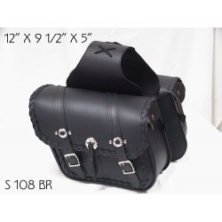 Saddle Bag s108BR