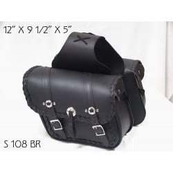 Saddle Bag s108BR