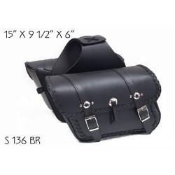 Saddle Bag s136BR