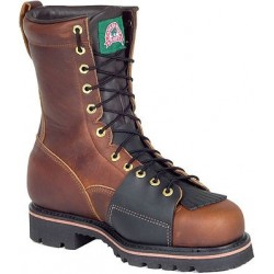 Canada West 34396 Steel-Toe Lace Work Boots CSA Grade 1