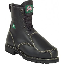 Canada West 34399 Fire-Retardent Steel-Toe Lace Work Boots CSA Grade 1