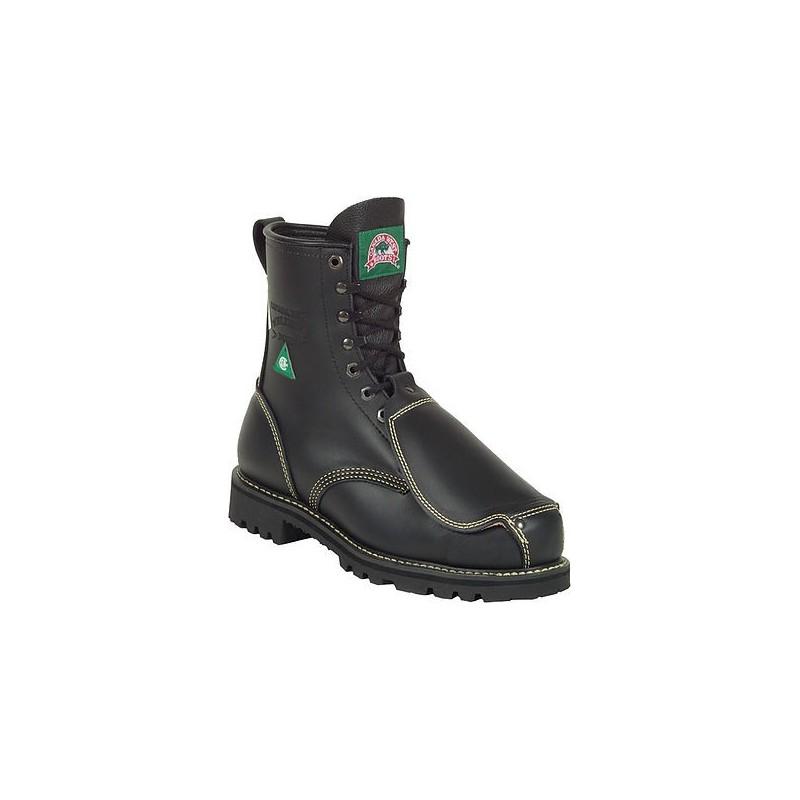 0455e92ac2f Canada West 34399 Fire-Retardent Welders Steel-Toe Lace Work Boots CSA  Grade 1