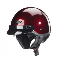 Banos STG Solid Glossy Cherry Red