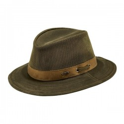 Outback's -Willis Hat with Mesh - 1470