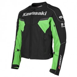 Joe Rocket KAWASAKI SUPERSPORT Textile Jacket Green
