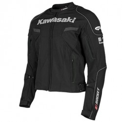 Joe Rocket KAWASAKI SUPERSPORT Textile Jacket Black