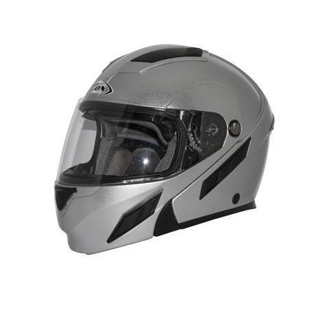 3ba346f1 Zox BRIGADE SVS Modular Helmet - Leather King & KingsPowerSports