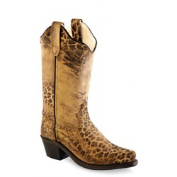 Old West CF8221 Youths Fashion Western Boots