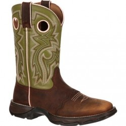 Lady Rebel RD3573 by Durango Women's Meadow n' Lace Saddle Western Boot