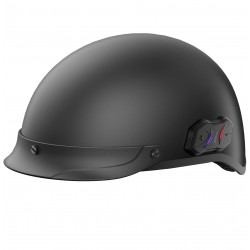 CAVALRY HELMET BLUETOOTH HALF HELMET - FT SENA Technology
