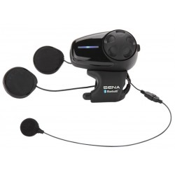 SENA SMH10-11 Motorcycle Bluetooth® Headset & Intercom W UNIVERSAL MIC
