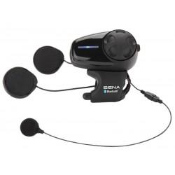 SENA SMH10-11 Motorcycle Bluetooth® Headset & Intercom W UNIVERSAL MIC
