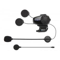 SENA SMH10-11 DUAL PAK Motorcycle Bluetooth® Headset & Intercom W UNIVERSAL MIC