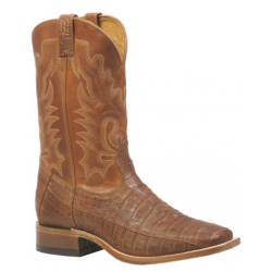 Boulet Mens Caiman Wide square toe boot 6518