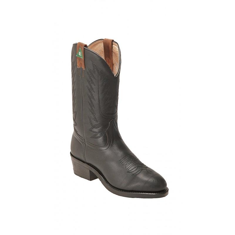 9e9b01009ed Boulet Mens Steel Toe Gasso Black Work boot 8120