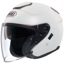 SHOEI - J-CRUISE White Open-Face Helmet