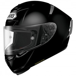 SHOEI - X-Fourteen Premium Black (Gloss) Sport/Sport Touring Full Face Helmet