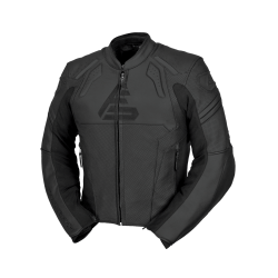 SHADOW PERF Premium Leather Jacket by: Fieldsheer