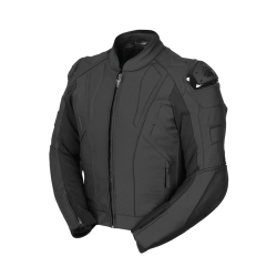 SPORTS AIR Premium Perforated Leather Jacket by: Fieldsheer
