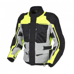 YOSEMITE Men's All-Weather Textile Touring Jacket by: ScorpionExo