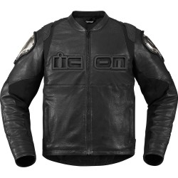 Men's TiMAX Jacket by: ICON Motosports