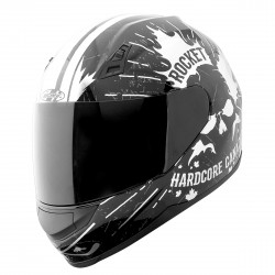 JOE ROCKET 7-Series - Hardcore Canadian - Foil Helmet