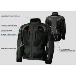 Olympia - DAKAR 2 - Men's Textile Jacket