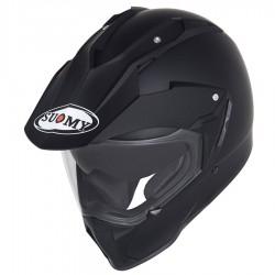 SUOMY Casco SY MX Tourer Matte Black Helmet