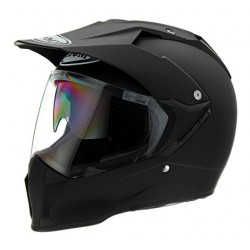 SUOMY Casco SY MX Tourer Matte Black Helmet