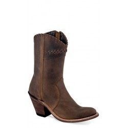 Old West Ladies Fashion Wear Boots - 18154