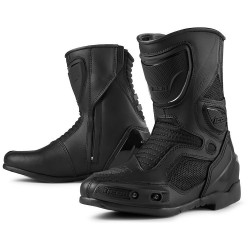 Icon Womens Overlord Boots Stealth/Black