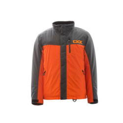 CKX Trail 2.0 Jacket-Orange and Charcoal