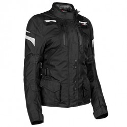 Joe Rocket Ladies BALLISTIC 14.0 Textile Jacket Black