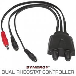 SYNERGY DUAL RHEOSTAT CONTROLR
