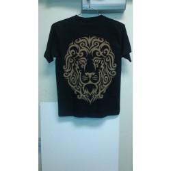 Lion head -Tee