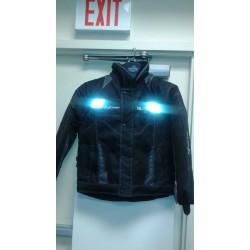 Snow jacket Black D501