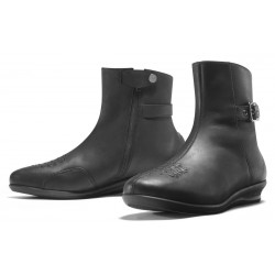 Icon - Sacred Womens Low Boots Black