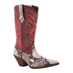"""Durango Boot RD006 12"""" Crush Music Inspired Western"""