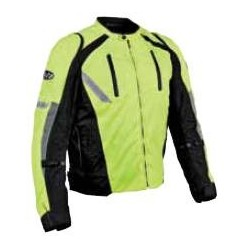 ALTER EGO 12.0 TEXTILE JACKET Hi Vis by Joe Rocket